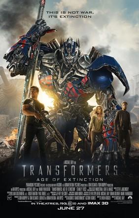 ดูหนังออนไลน์ฟรี ทรานส์ฟอร์เมอร์ส มหาวิบัติยุคสูญพันธุ์ Transformers 4 Age of Extinction