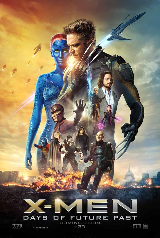 ดูหนังออนไลน์ X-Men Days of Future Past เอ็กซ์เม็น สงครามวันพิฆาตกู้อนาคต